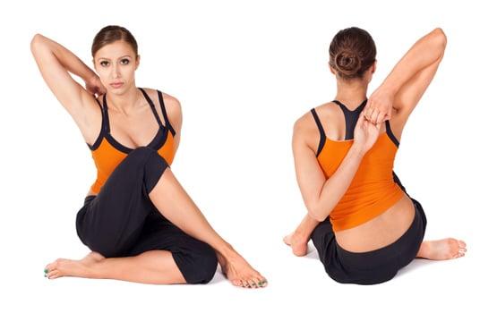 stretching arrampicata