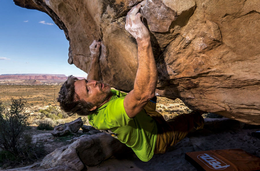 arrampicare dopo i 30 anni