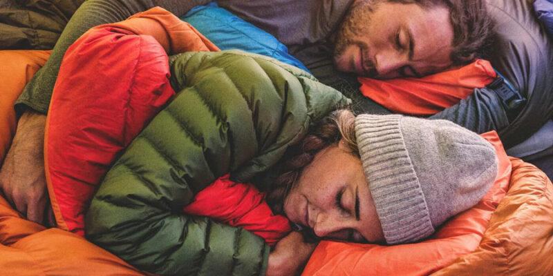 dormire bene in montagna